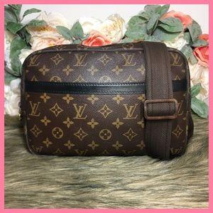 Authentic Louis Vuitton Reporter PM Bag